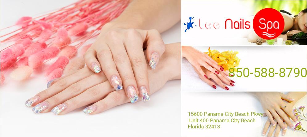 Nail salon Panama City Beach - Nail salon 32413 - Lee Nails Spa